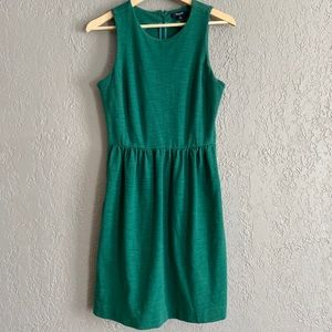 Madewell Kelly Green Racerback Day Dress
